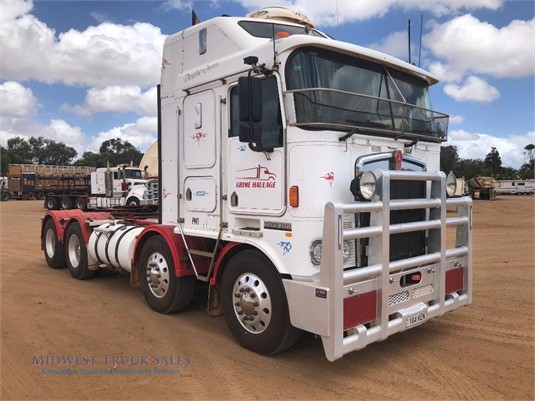 2004 Kenworth K104 Midwest Truck Sales - Trucks for Sale