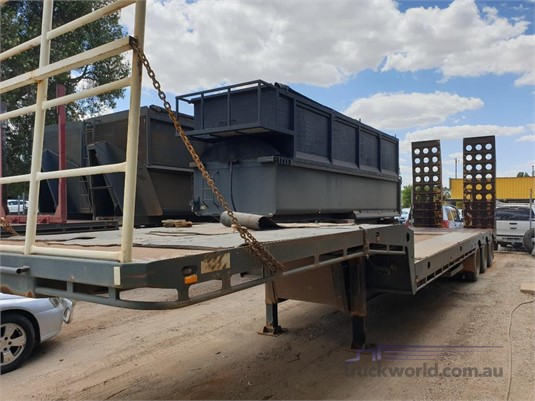 2008 Jtb Deck Widening Trailer - Trailers for Sale