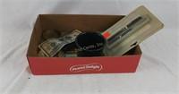 Million Dollar Lot Pen, Knife, Badge & More