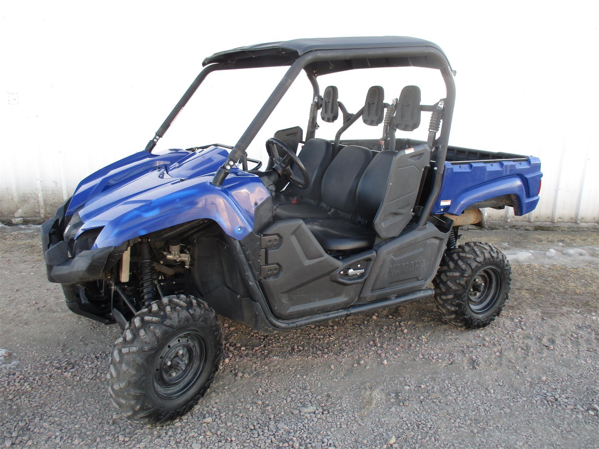 2014 Yamaha Viking 700 For Sale In Atkinson Nebraska Motorsportsuniverse Com