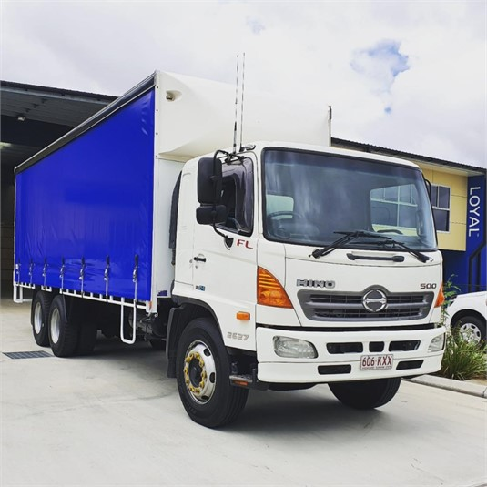 2008 Hino 500 Series - Trucks for Sale