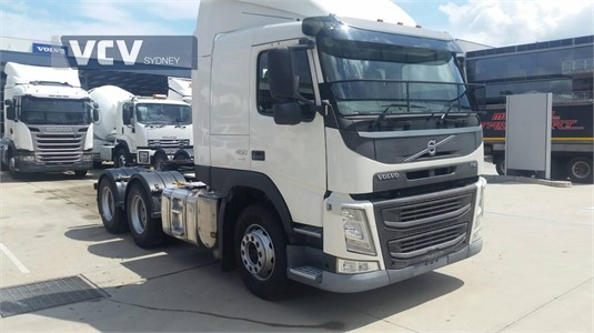 2014 Volvo FM450 Volvo Commercial Vehicles - Sydney West - Trucks for Sale
