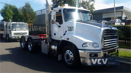 2014 Mack Granite Volvo Commercial Vehicles - Sydney West - Trucks for Sale