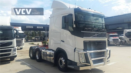 2015 Volvo FH540 Volvo Commercial Vehicles - Sydney West - Trucks for Sale