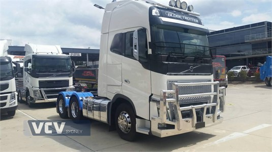 2016 Volvo FH600 Volvo Commercial Vehicles - Sydney West  - Trucks for Sale