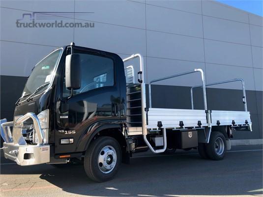 2020 Isuzu NPR 45 155 Tradepack North East Isuzu - Trucks for Sale