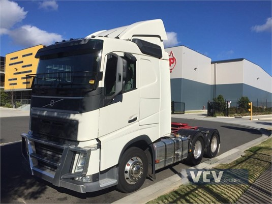 2014 Volvo FH540 Volvo Commercial Vehicles - Sydney West - Trucks for Sale