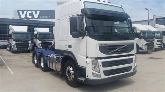2013 Volvo FM500 Volvo Commercial Vehicles - Sydney West - Trucks for Sale