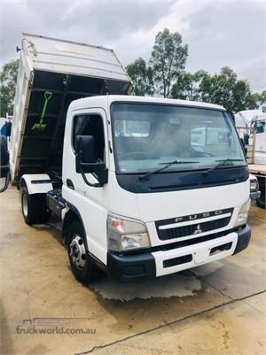 2010 Mitsubishi Canter 715 Wide - Trucks for Sale