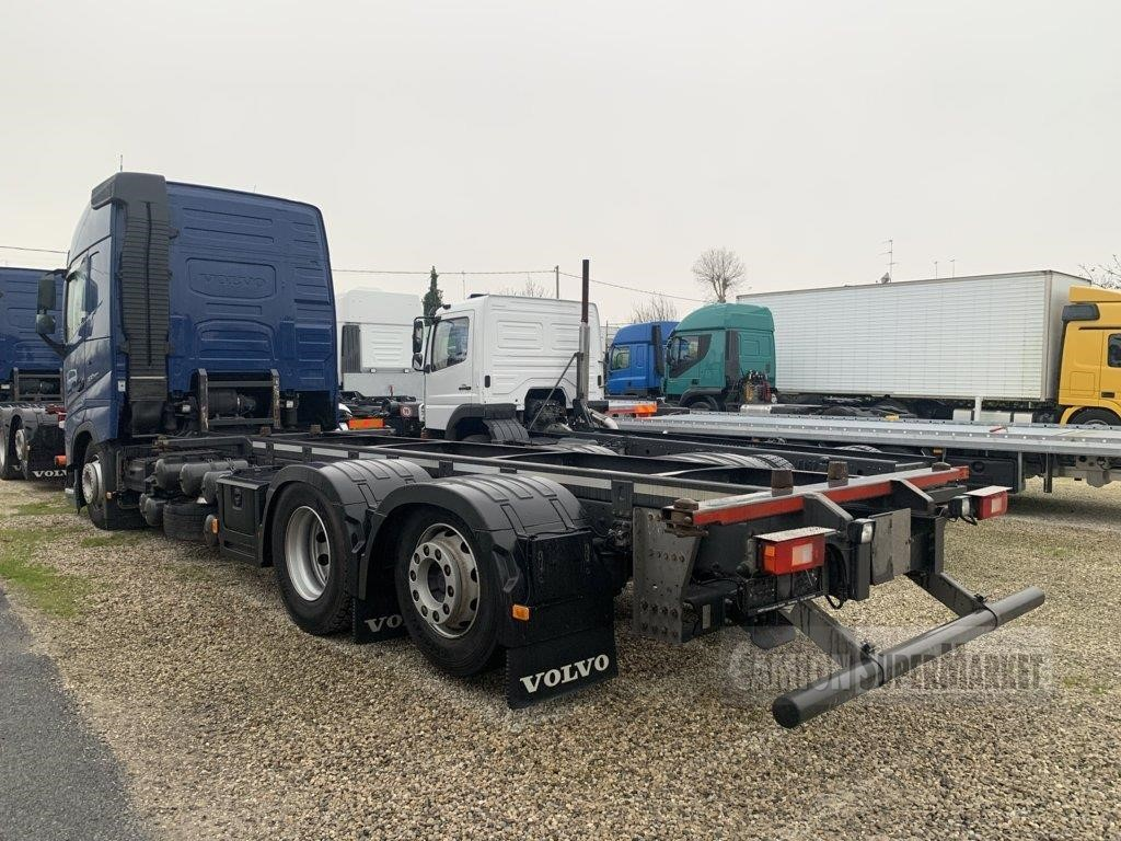 Volvo FH460 used 2016