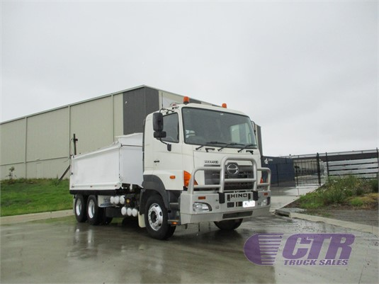 2007 Hino 700 Series FS CTR Truck Sales - Trucks for Sale