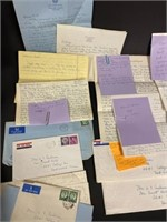 Letters Elaine Steinbeck wrote from 1959-1969