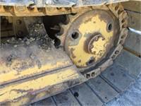 CAT D3B Backhoe Dozer
