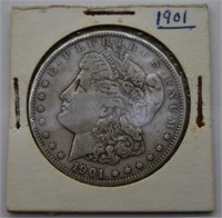 HUGE ONLINE ONLY ESTATE COIN AUCTION