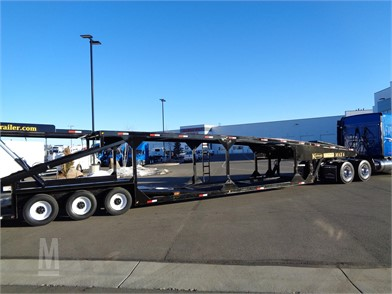 KAUFMAN Car Carrier Trailers For Sale