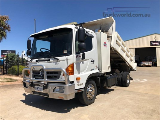 2015 Hino 500Fc1022 Adelaide Truck Sales - Trucks for Sale
