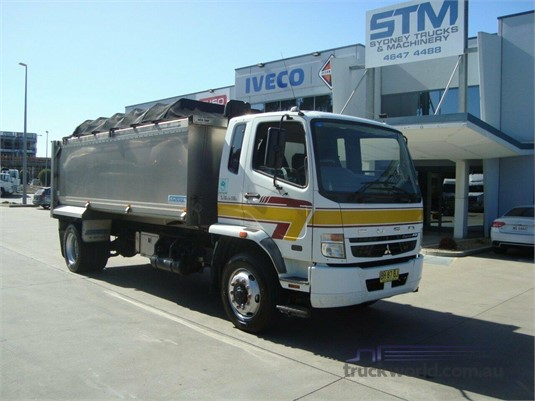 2010 Fuso Fighter 1627 - Trucks for Sale