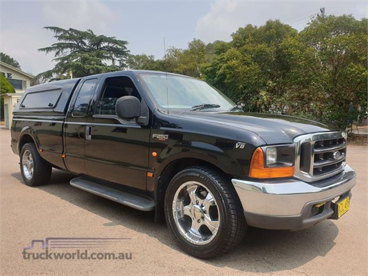 2002 Ford F250 - Light Commercial for Sale