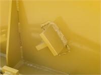 14' Universal Scraper 15YD, Rollout bucket
