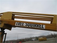 Tree Squirrel Pruning Tower