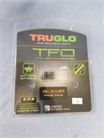 Truglo tritium and fiber optic handgun sight, for