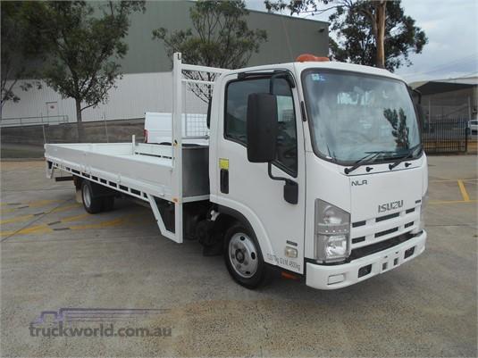 2010 Isuzu NLR - Trucks for Sale