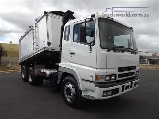 2008 Fuso FV51 - Trucks for Sale