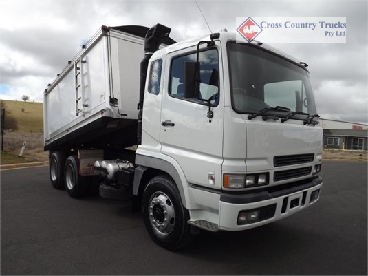 2008 Fuso FV51 Cross Country Trucks Pty Ltd - Trucks for Sale
