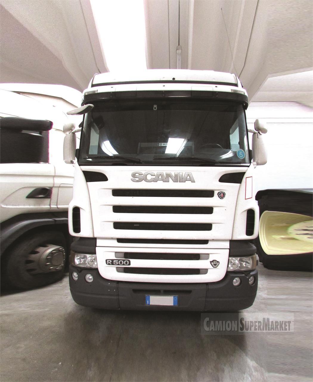 Scania R500