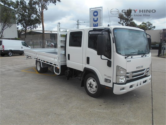 2016 Isuzu NQR 450 City Hino - Trucks for Sale