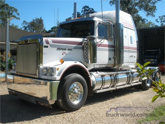 1998 Western Star 4964 Steve Penfold Transport Pty Ltd  - Trucks for Sale