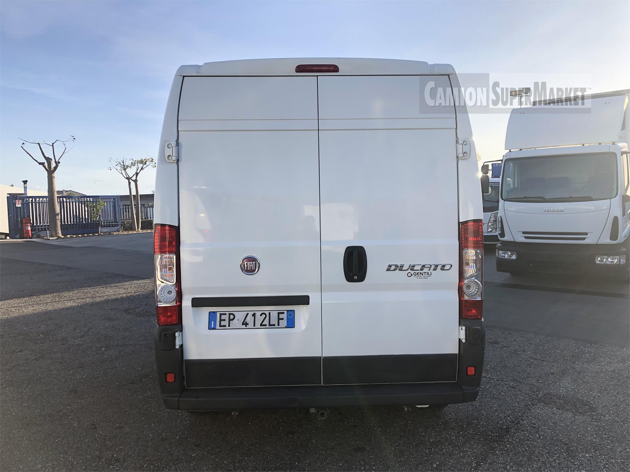 Fiat DUCATO Usato 2012 Sicilia