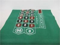 Casino Game Night 4-in-1 Gambling Game Set Texas