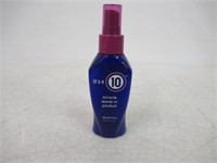 It's a 10 Haircare Miracle Leave-In product, 4 fl.