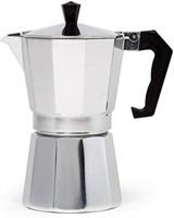 Primula Aluminum 6-Cup Stovetop Espresso Coffee