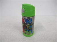 Thermos Funtainer 12 Ounce Bottle, Teenage Mutant