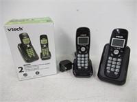 Vtech Dect 6.0 2-Handset Cordless Phone System