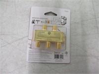 General Electric Pro Digital 4-Way Coax Splitter