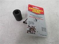 CTA Tools A146 Emergency Lug Nut Remover Socket -