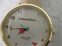 """As Is"" Kate Spade 5 O'Clock Somewhere Watch -"