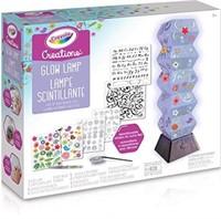 Crayola Creations Glow Lamp, Holiday Toys,