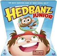 Spin Master Games Hedbanz Jr Board Games