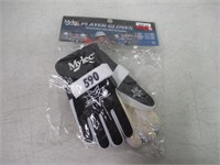 Mylec Youth and Men M Hockey Player Gloves Black