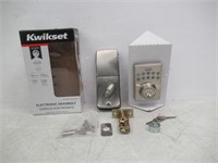 Kwikset 92640-001 Contemporary Electronic Keypad