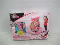 """""""As Is"""" Minnie Mouse 45695 New Spring 2018 Happy"""