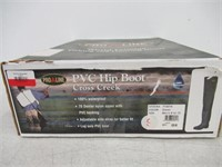 Pro Line Cross Creek Pvc Hip Boot 71301x Green