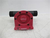"""""""Used"""" Milescraft 13140103 Drill Pump 750, Red"""