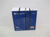 """As Is"" Etekcity Twin Size Blow Up Air Mattress"