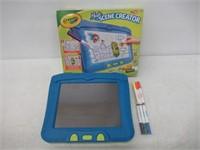 """""""As Is"""" Crayola Magic Scene Creator, Drawing Kit"""