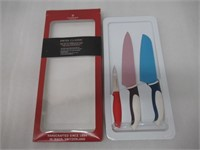 """As Is"" Victorinox Swiss Army Classic 3-Piece"
